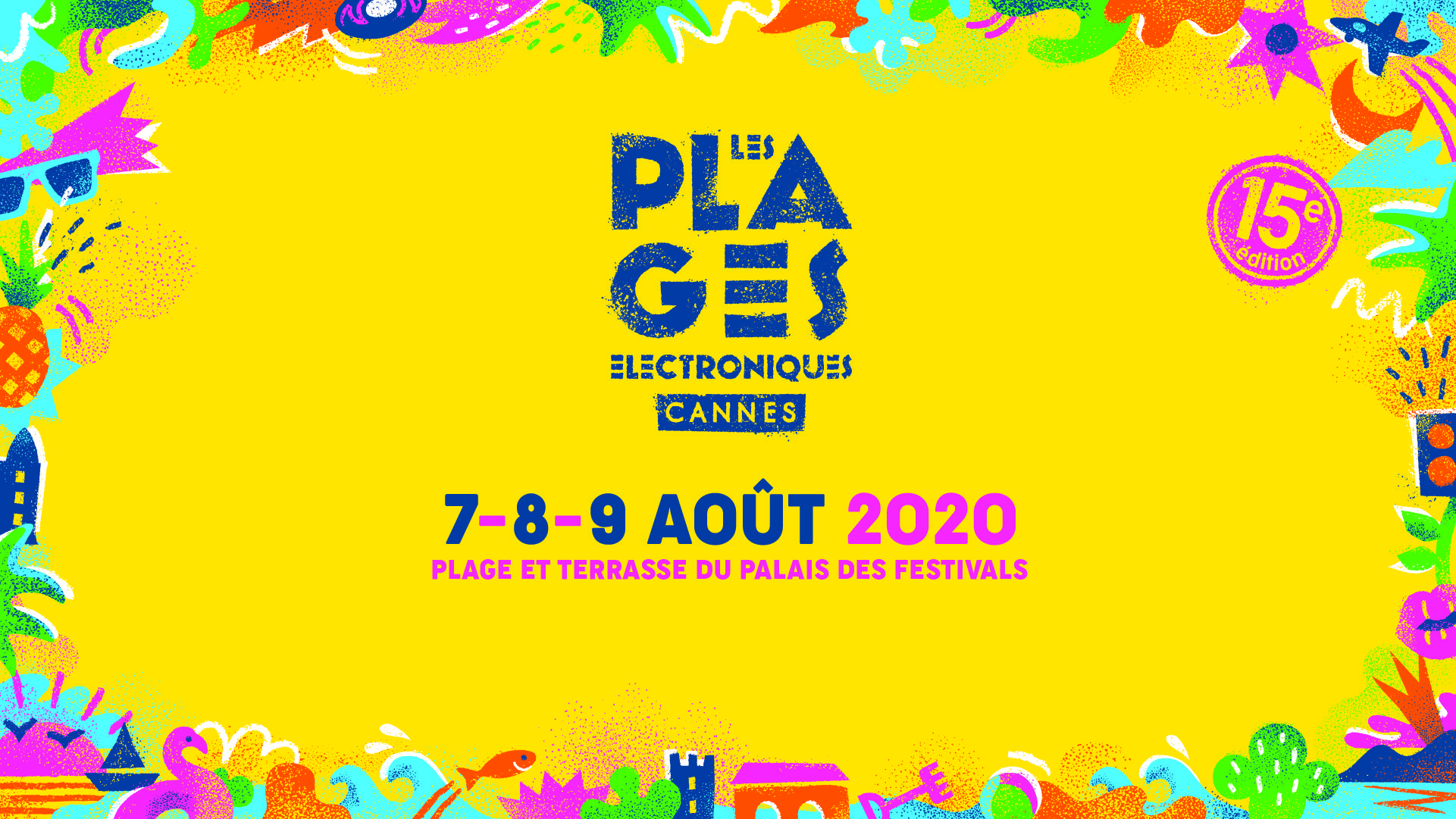 PLAGES ELECTRO